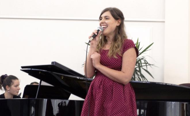 Besuchen Sie 2017 unsere Gesangskurse