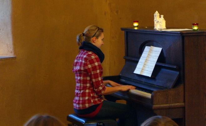 Klavierkursangebot ab Februar