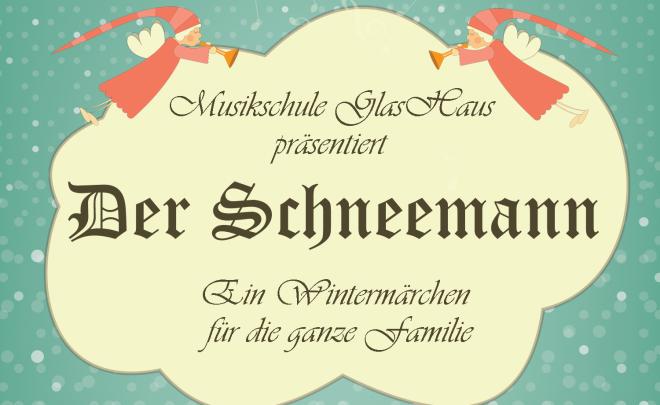 Weihnachtskonzert – Der Schneemann