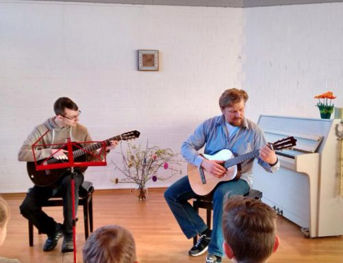 Gitarrenkurse und Workshops